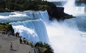 آبشار نیاگارا - دیدنی های کانادا