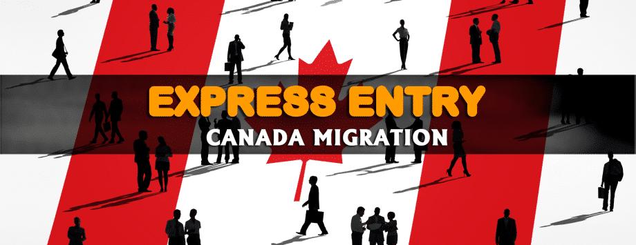 ورود سریع به کانادا