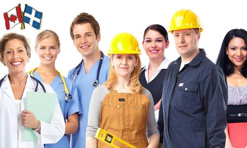 لیست مشاغل موردنیاز کانادا در استان کبک