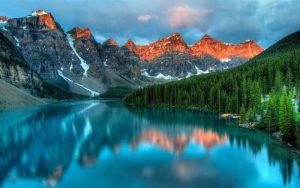 کوه های راکی - دیدنی های کانادا