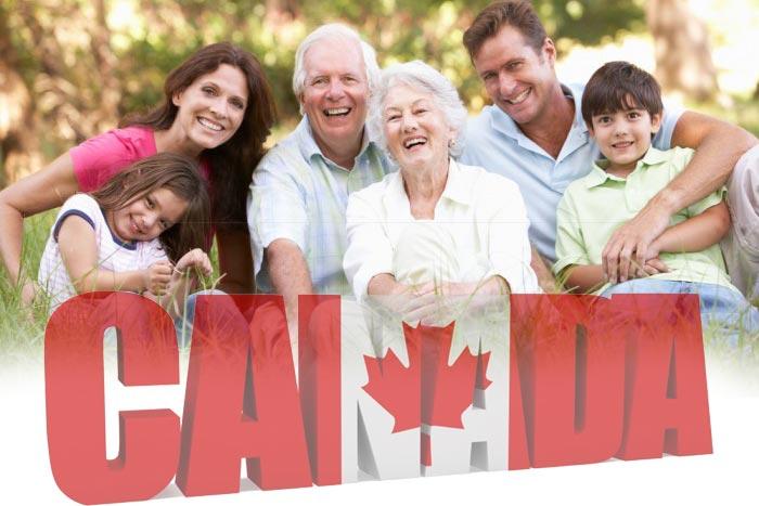 مهاجرت به کانادا از طریق خویشاوندی