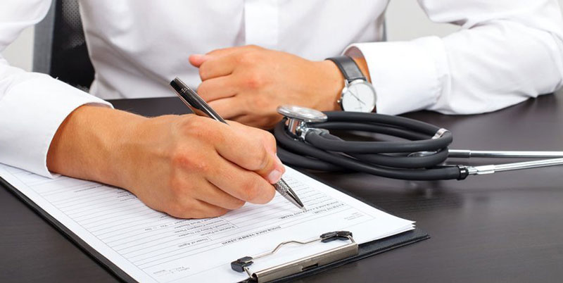 ازمایشات پزشکی جهت اخذ ویزای کانادا