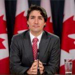 ترودو نخست وزیر کانادا