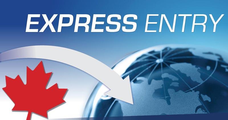 ورود اکسپرس به کانادا در سال ۲۰۱۸