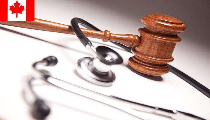 تغییر قوانین پزشکی کانادا