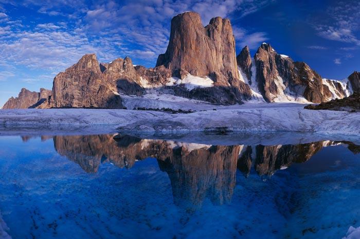 مناطق دیدنی کانادا - کوه Asgard