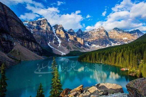 پارک ملی بنف Banff