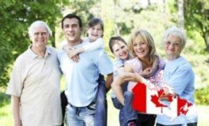 اسپانسرشیپ همسر ، پدر و مادر - مهاجرت به کانادا