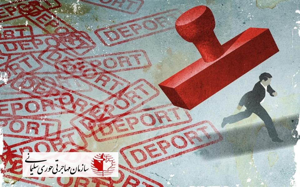 دیپورت ۴۰۰ مهاجر غیرقانونی کانادا