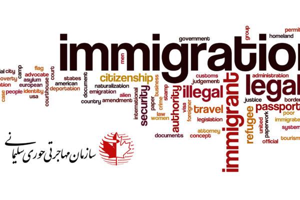 مهاجرت - مهاجرت به کانادا