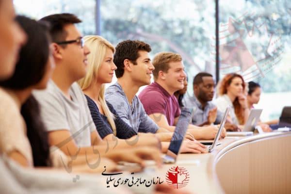 دانشجویان بین المللی کانادا