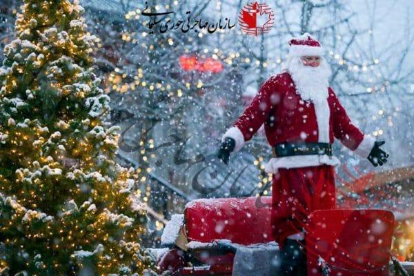 بازارچه رایگان کریسمس کلگری - کریسمس کلگری