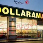 فروشگاه دولاراما در کبک