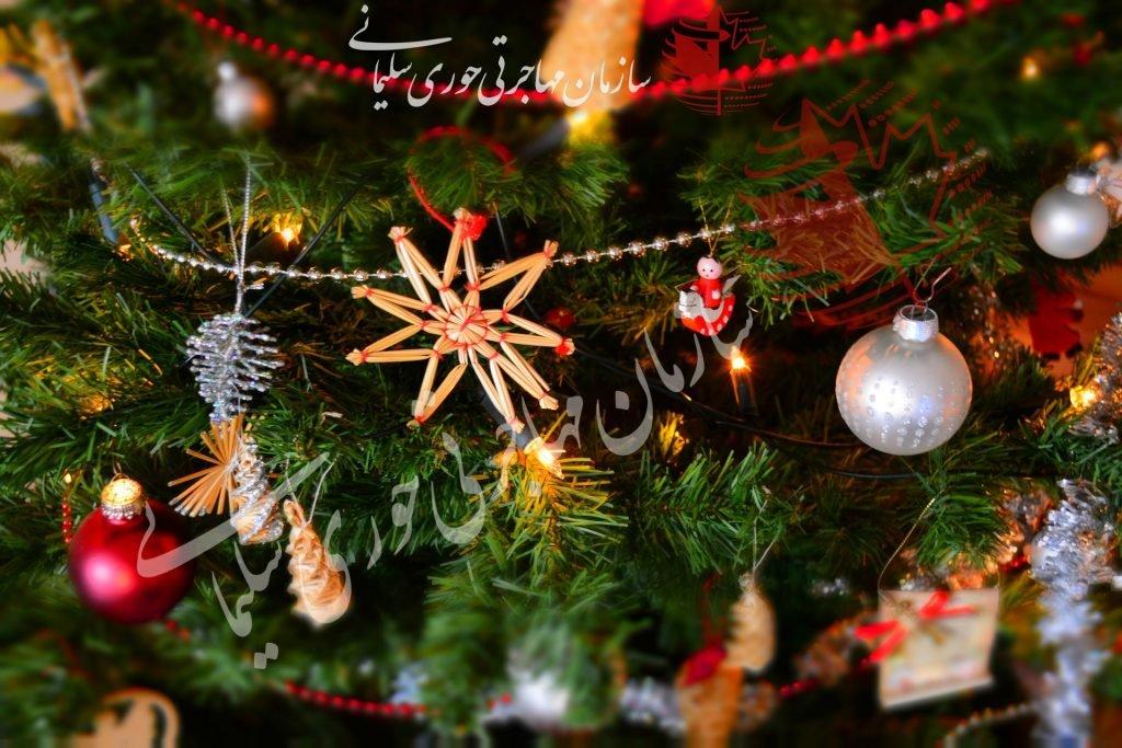 تورنتو و جنوب انتاریو کانادا در کریسمس سبز به سر می برند
