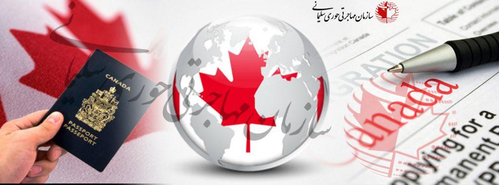 تغییرات مهاجرت به کانادا در ۲۰۱۸