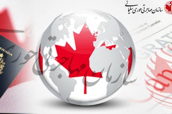 تغییرات مهاجرت به کانادا