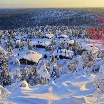 بهترین جاذبههای گردشگری زمستانی