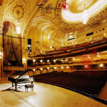 سالن تئاتر Orpheum ونکوور