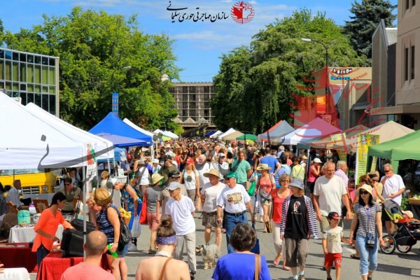 جشنواره غذا و نوشیدنی ونکوور