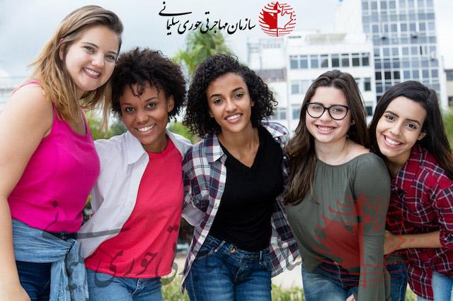 طرح حمایت از زنان مهاجر کانادا و اقلیت ها