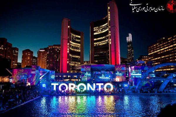 تورنتو در 2019