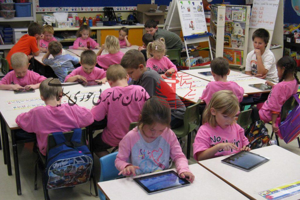 ممنوعیت تلفن همراه در مدارس کانادا (انتاریو)
