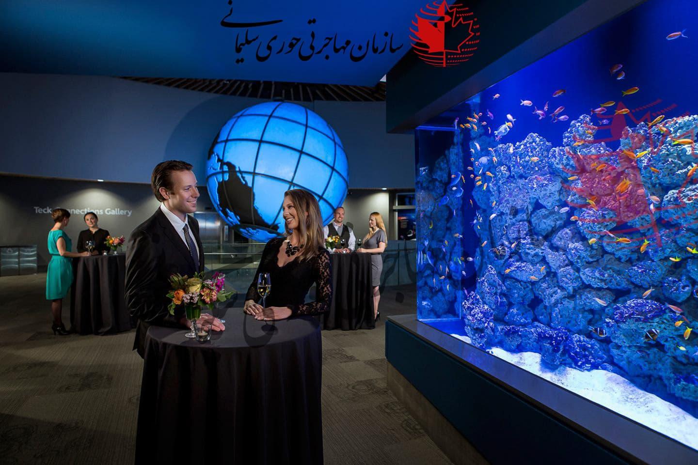 Vancouver Aquarium - آکواریوم ونکوور