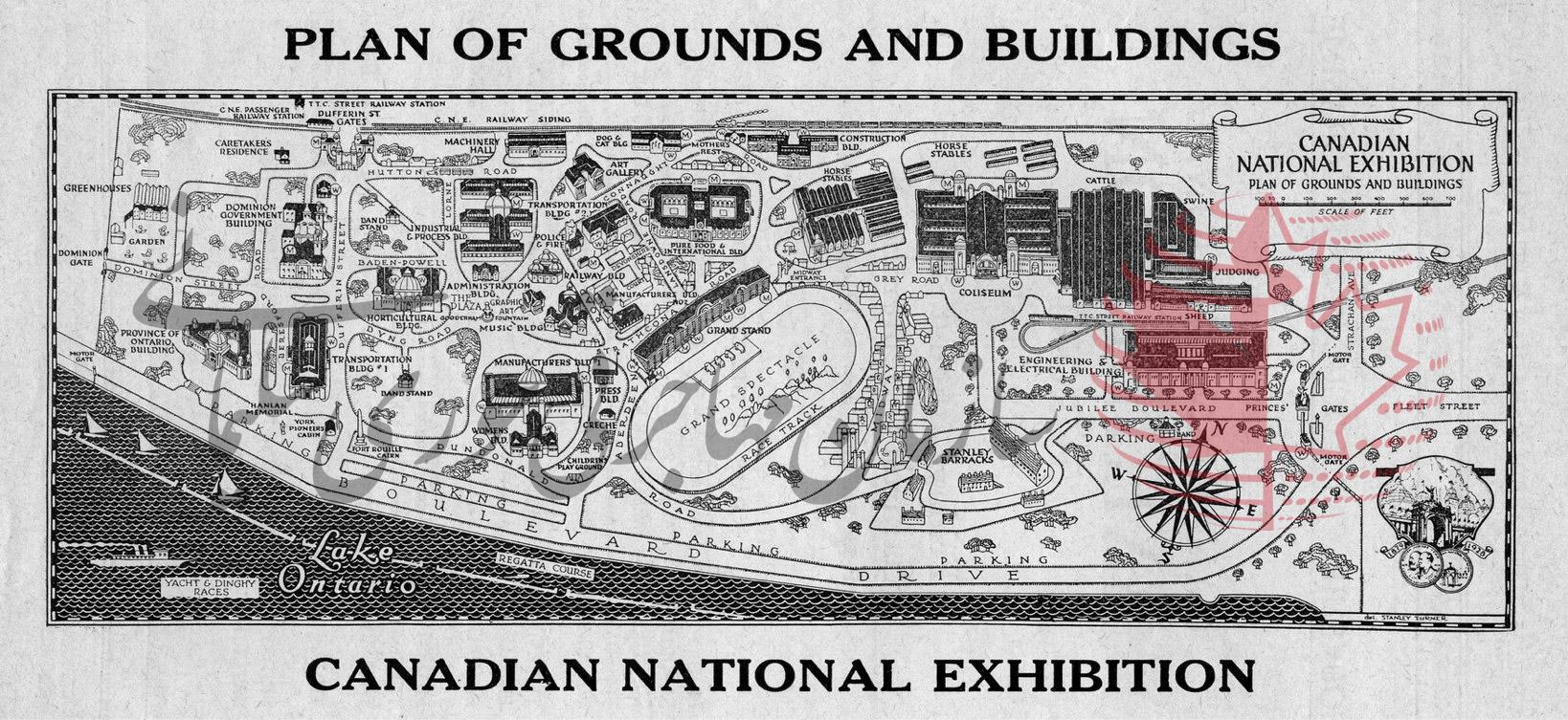 نمایشگاه ملی کانادا