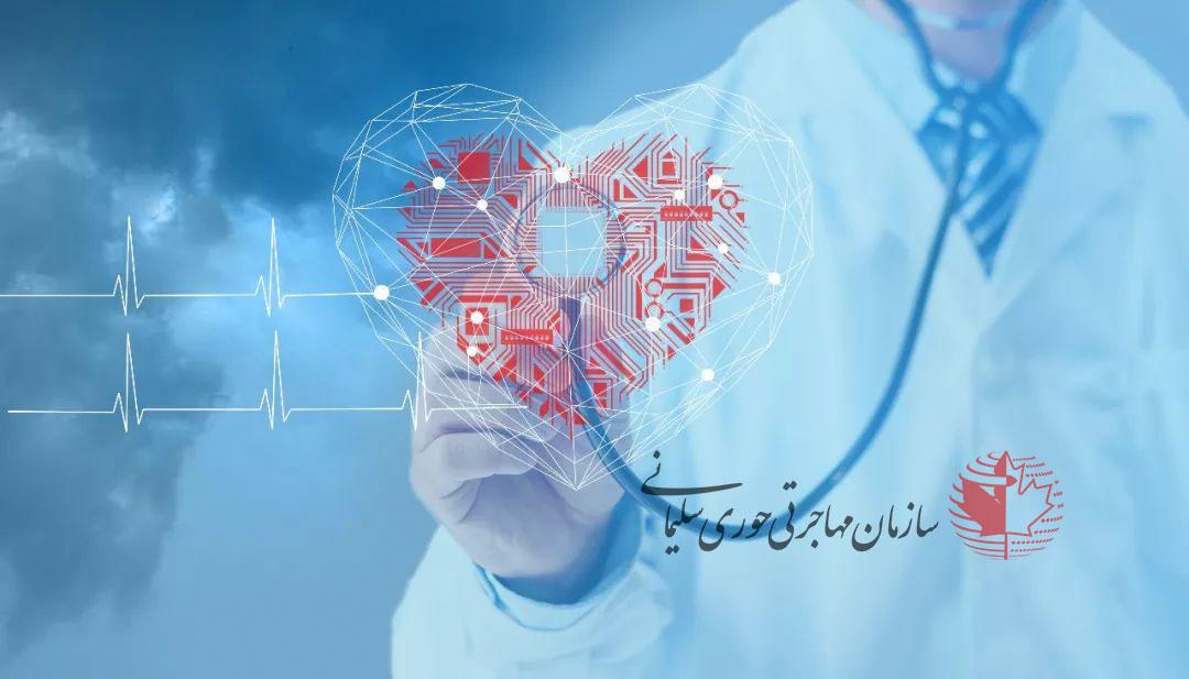 میانگین درآمد تکنولوژیست قلب و عروق: