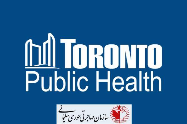 سازمان بهداشت عمومی تورنتو