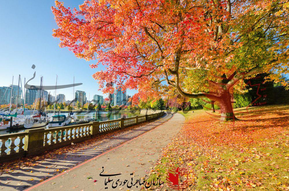 پارک استنلی ونکوور