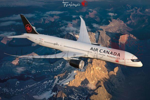 استخدام در Air Canada