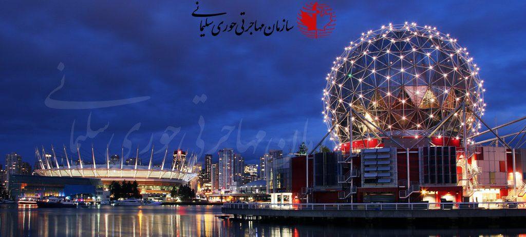 دنیای علم ونکوور