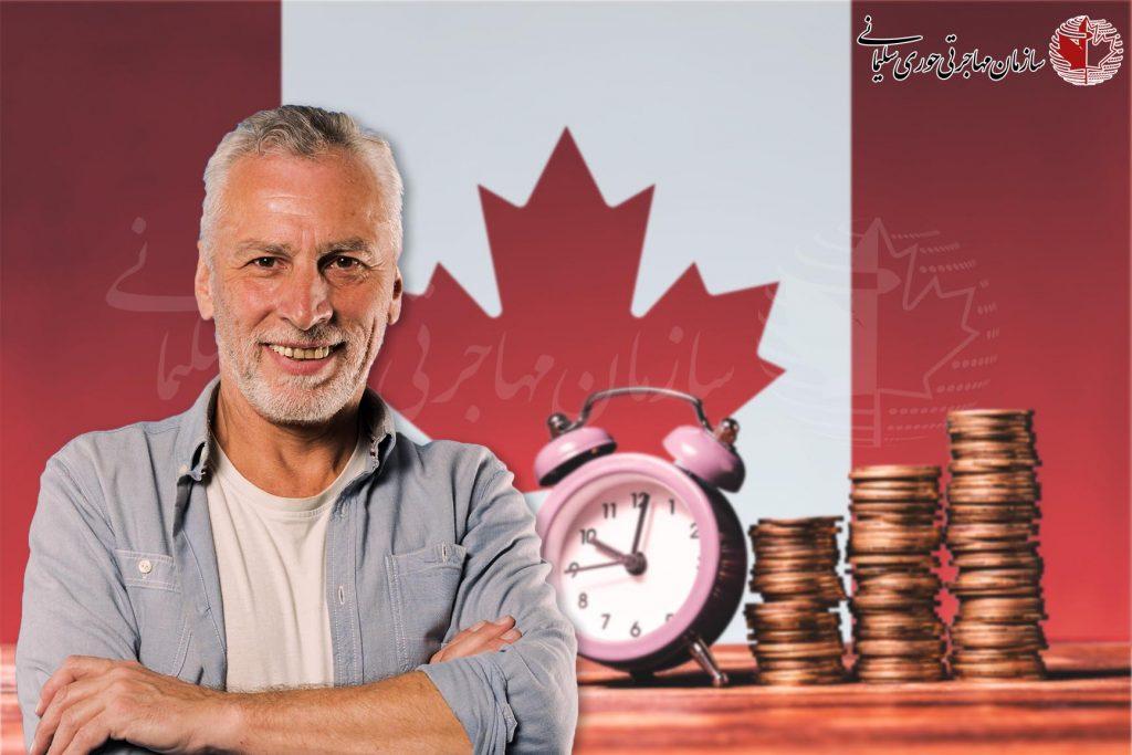 بازنشستگی در کانادا