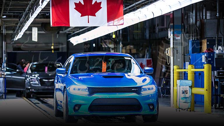 صنعت خودروسازی کانادا