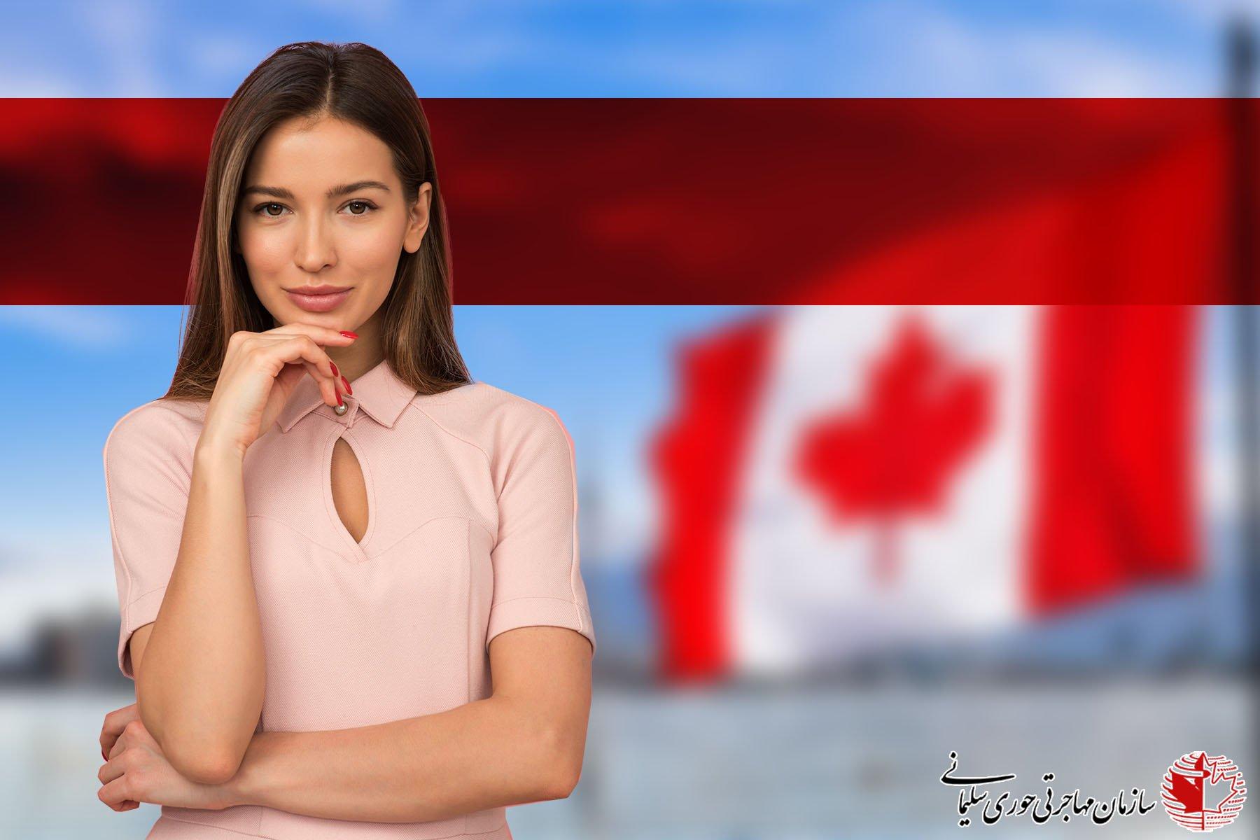 نقش زنان در اقتصاد کانادا
