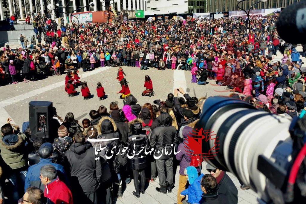 ایرانیان مونترال در کانادا