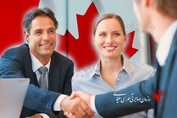 تاسیس شرکت در کانادا