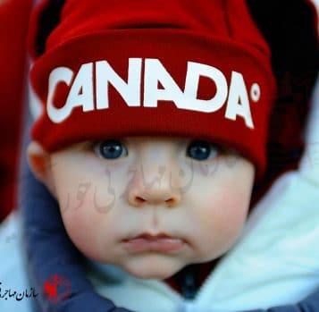 تابعیت از طریق تولد در کانادا